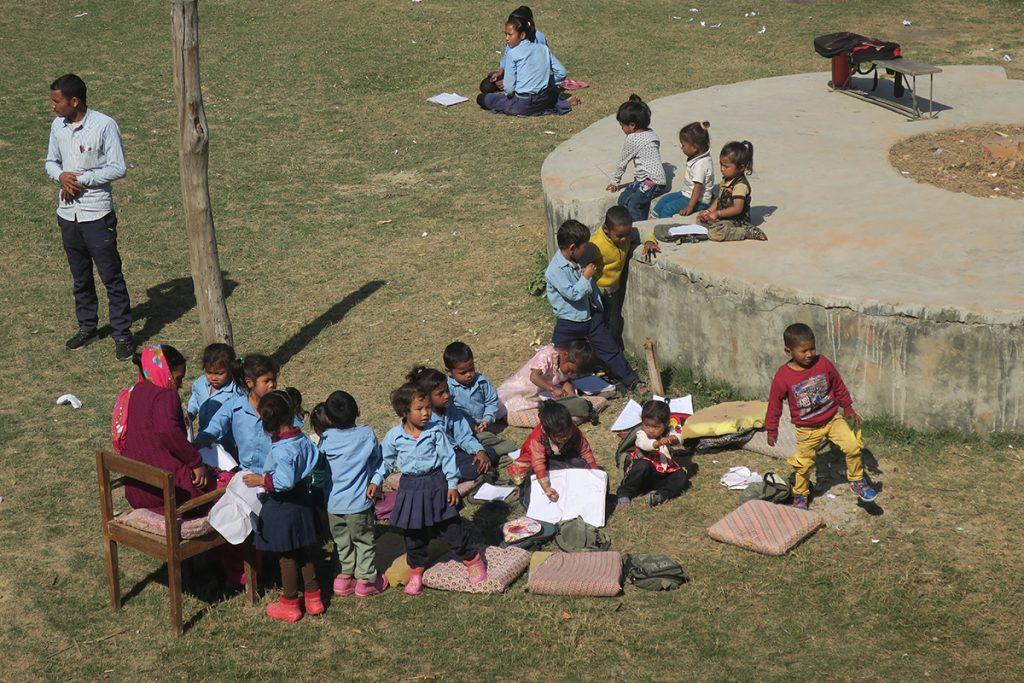 Nepal_Durga Secondary school_Hanna Mäkinen