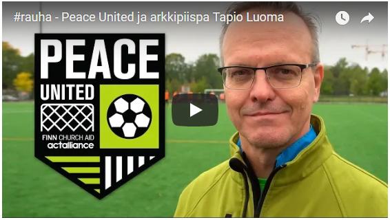 Rauhan päivän jalkapalloturnaus, arkkipiispa