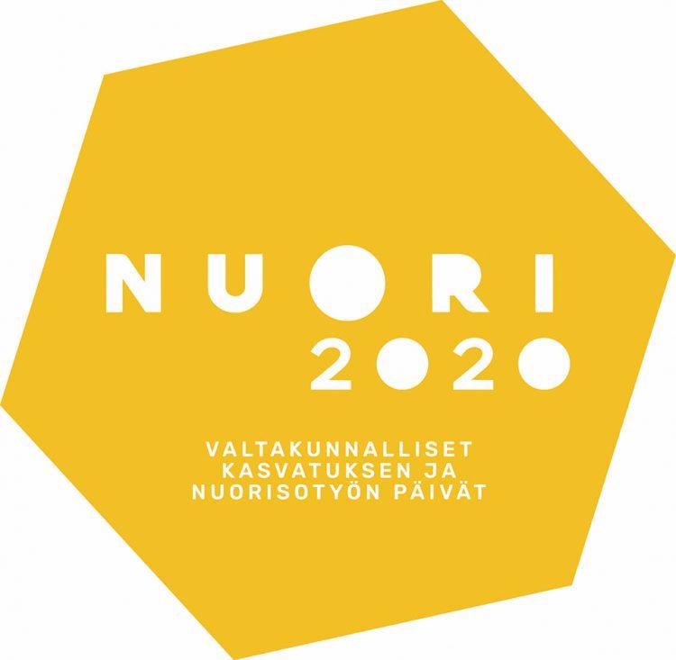 NUORI2020-tapahtuman logo